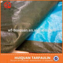 heavy duty waterproof reinforced tarpaulin sheet, sheet plastic, blue tarp
