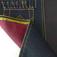 Hot sale 11.5oz cotton polyester denim fabric