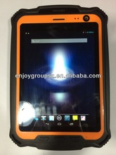 7.85inch waterproof tablet pc tablet IP67 MTK6589 Quad core Android 4.2 waterproof rugged tablet with 3G phone function