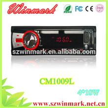 wholesale cheap auto car radio/audio/car usb player/car mp3/usb/sd/aux with LED display CM1009L