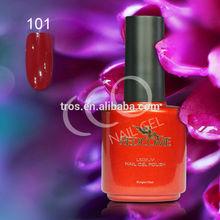 383 types color gel /nail art supplier /acrylic nail gel kit NO.101