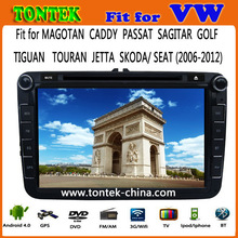 2 din touch screen gps bluetooth tv usb android 4.1 8 inch vw seat dvd 2005 2006 2007 2008 2009 2010 2011 2012