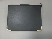 A1 zipper portfolio case