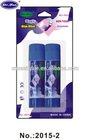 Dark blue colored glue stick magic in bulk