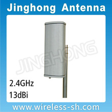 Wireless 13dBi 2.4 GHz 120Deg Sector Antenna, VPOL
