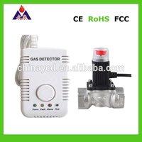 Combustible Gas Detector Meter Tester Natural LPG Coal Alarm