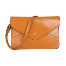 B30120 hot selling women bag factory price handbag various colors purse fashion wallet envelope clutch bag