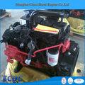 nuevo llegado cummins4BTA3.9-C125 motor de diesel utilizado para construcción de máquina