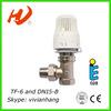 TF-6 and DN15-B TRV head/valve
