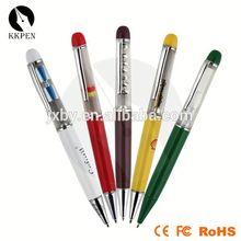 floating ball point pens coil pen led light floating pen