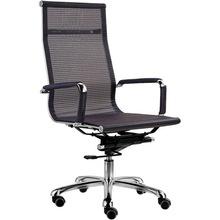 New Black Modern Ergonomic Mesh High Back Executive Computer Desk Office Chair (FOHF12-A2)