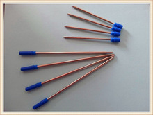 newly designed competitive price metal ball pen refill