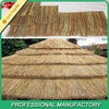 fireproof artificial thatch roof tiles
