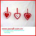Decoración de la navidad ZY10L25-1-2-3 navidad 3.5 '' treat bags
