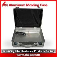aluminum box for truck hard briefcase