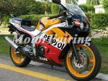 Aftermarket complete full set cbr250r fairing motorcycle BODY kit for CBR250R mc19 fairing 88-90