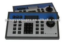 3D Keyboard PTZ Joystick Control Speed Dome Camera All Metal Case