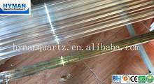 2000-3000mm length quartz heating twin golden halogen lamp