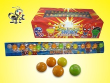 2014 New Gum!13pcs in 1Ruler Design Superhero Water Melon Bubble Gum/Chewing Gum