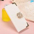 2014 nuevo y caliente de diamante de imitación bling teléfono celular para el iphone 5 cubierta de la caja