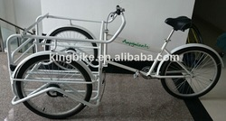 3 wheel adult tricycle wholesale/Cheap cargo bike made in china SW-C-A26