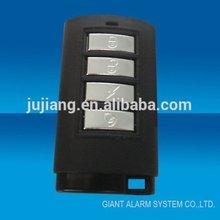 High Quality Best Seller ASK Car Alarm Remote Controls for Swing Door 4 Keys JJ-RC-P15