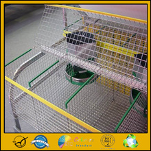 2014 hot sale! battery rabbit cage