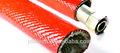 Fogo- prova de capa para a tubulação hidráulica proteger
