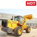 W156 5 toneladas tractor pala cargadora de ruedas