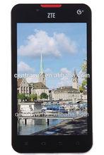 ZTE U887 3G Android 2.3 OS China Mobile Phone TFT 5.0 inch TD-SCDMA GSM Dual Sim Smart Phone