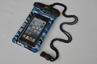 Made in China the best Triple Ziploc Roll Seal PVC waterproof case for moto g