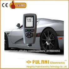 Medidor de espesor de revestimiento que ser utilizado para cheque pintura para el coche