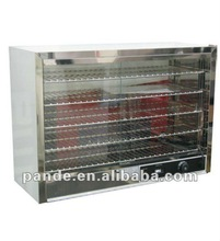 Durable and fashion design stainless steel electric bain marie food warmer