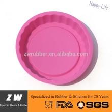 ZW Silicone round cake pan