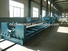 Diameter 60-1420mm, thickness 3-120mm, Material Q235, Q345, 45# EZG-IIB Two steps pushing steel pipe/tube hot expanding machine