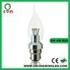 bayonet cap LED lamps, led globe bulb, led candle lights B22 B15