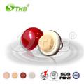2014 nuevos productos de apple en forma de vibración eléctrica de soplo de polvo de instrumento de cosméticos