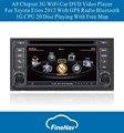 a8 yonga 3g wifi araba dvd video oynatıcı toyota Etios ile 2013 gps radyo bluetooth 1g cpu 20 diski oynama ücretsiz harita