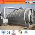 Respetuoso del medio ambiente de plástico de la pirólisis de equipo para biodiesel