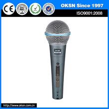 SN-58S vocal microphones