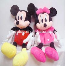 Mickey Minnie mouse plush toys