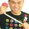 2014 nuevo producto Made In China Idea regalo divertidos vinilo seta promocional nueva innovación juguete para niños