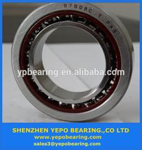 Yepo brand made in China Double row angular contact ball bearing 3310, High precision main axle bearing, P4/C3 grade