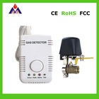 Home Security system LPG Natural Gas Sensor Detector Kitchen Warning alarm