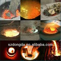 Induction Metal Melting Furnaces Mini Gold Melting Furnace