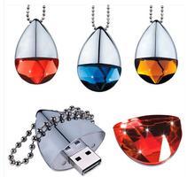 Wafer jewelry usb stick 4gb 8gb jewelry usb 2.0 pen drive wholesale,hot sale usb jewelry