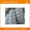 Neumáticos agrícolas neumáticos baratos 30.5l-32 para el tractor