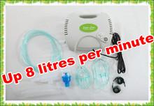 easy handle aerosol device above 8 litres per minute