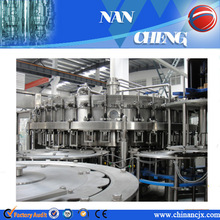 3 in 1 automatic PET bottle carbonated soft drink filling machine