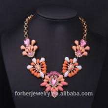 Fashion garment accessory necklace SKA1952